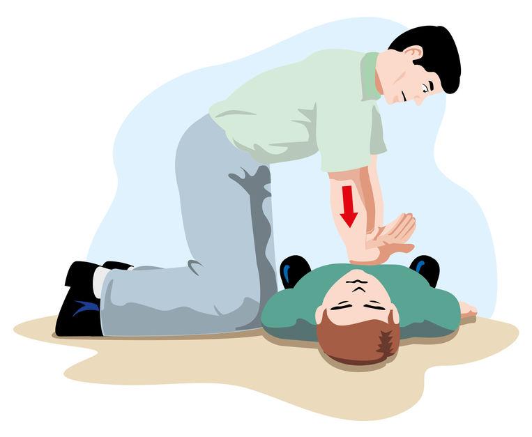Compressions toràciques o massatge cardíac